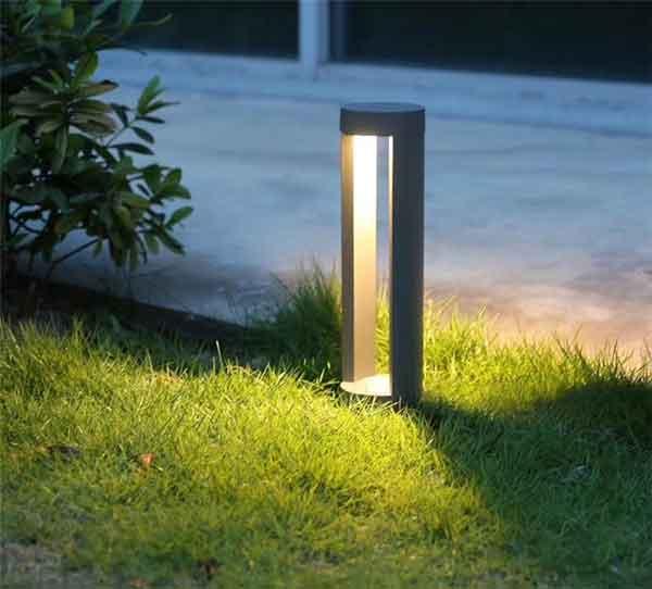 西安草坪灯可以使用多久