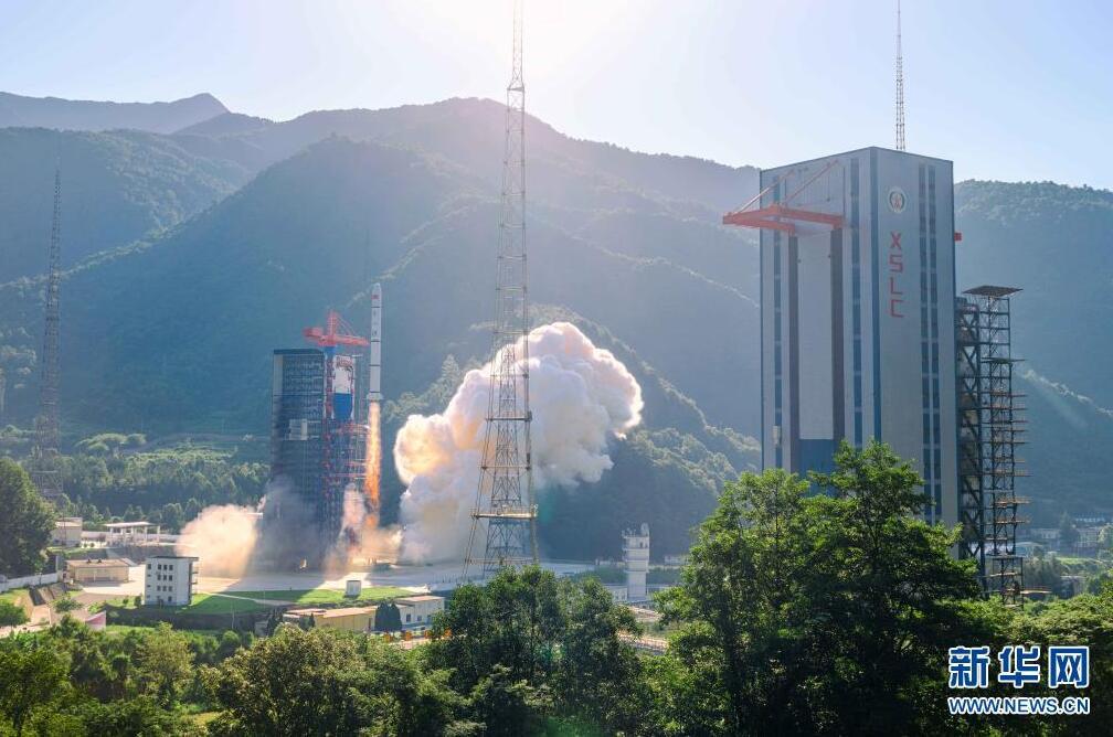 7月19日我国成功发射遥感三十号10组卫星
