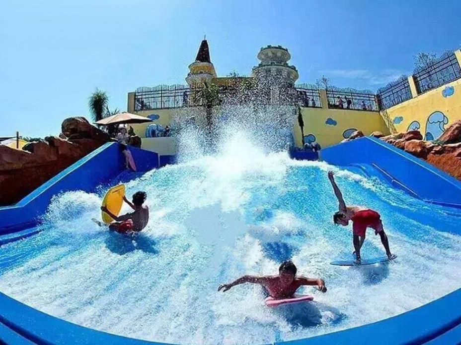 滑板冲浪模拟器