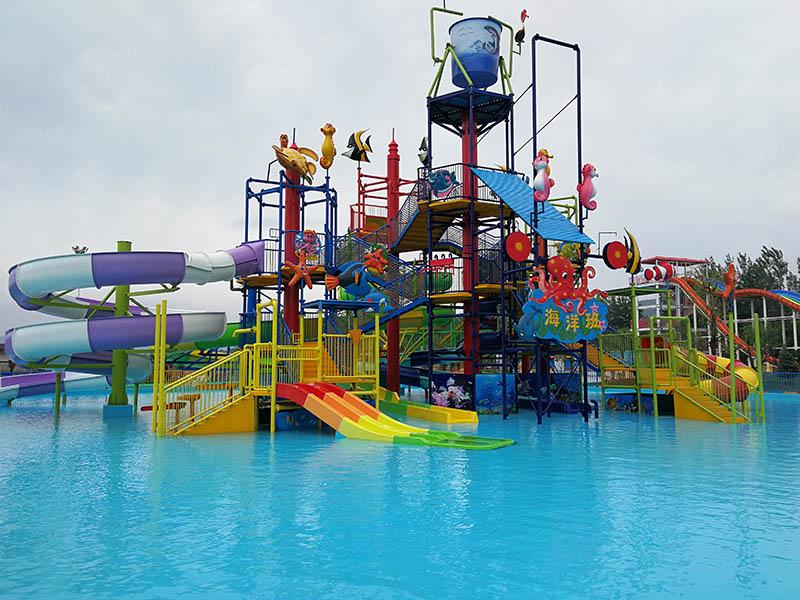 选择大型水上游乐设施注意事项