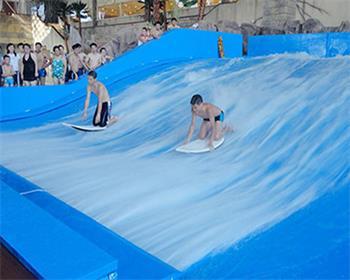 双人滑板冲浪设备