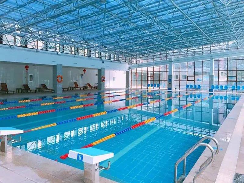 濮阳阿尔卡迪亚酒店健身游泳馆水处理项目