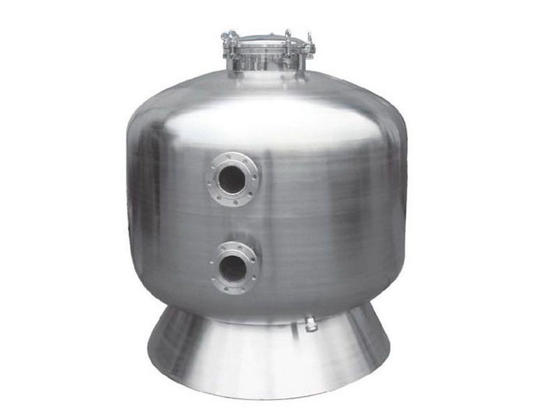 侧出式不锈钢砂缸过滤器