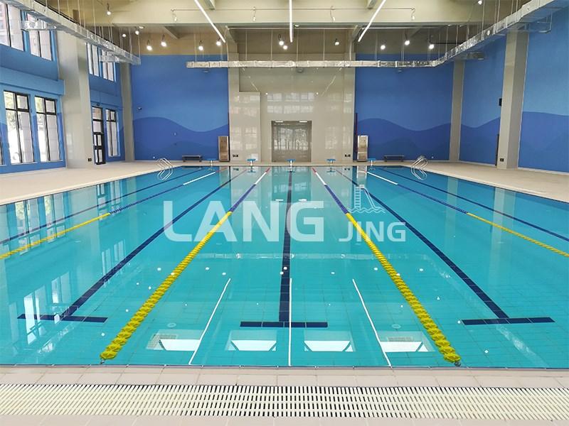 河南省实验学校裕鸿国际学校室内恒温游泳馆项目