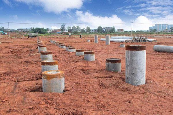 混凝土管桩施工前要查清场地工程地质情况及水文地质情况