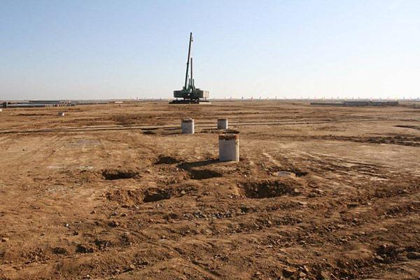 预制混凝土管桩属于原材料还是构配件