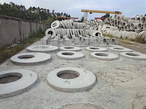 德阳嘉泰水泥制品厂混凝土预制构件批发成功案例