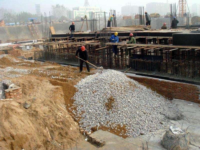 郑州石子使用案例
