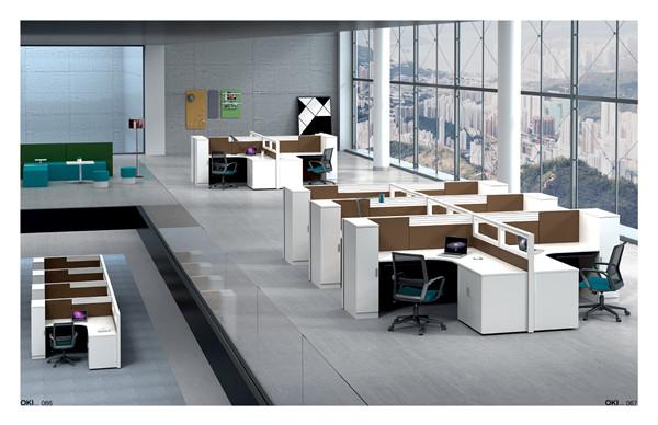 让办公环境不再单调的家具搭配方法