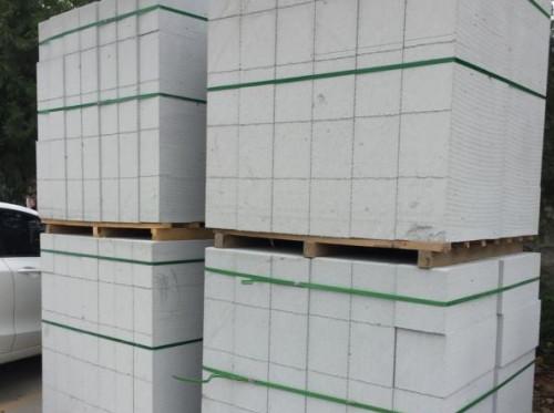 蒸壓加氣混凝土砌塊施工要點
