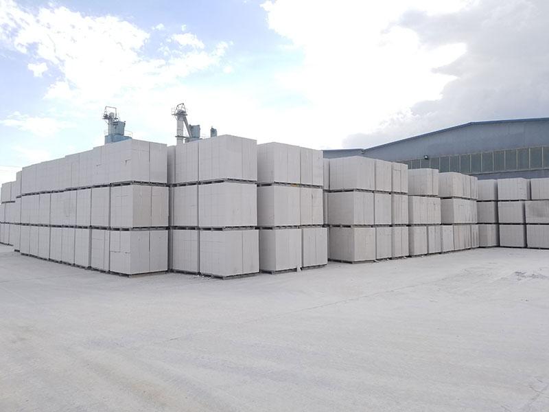 蒸壓加氣混凝土砌塊質量管理的關鍵