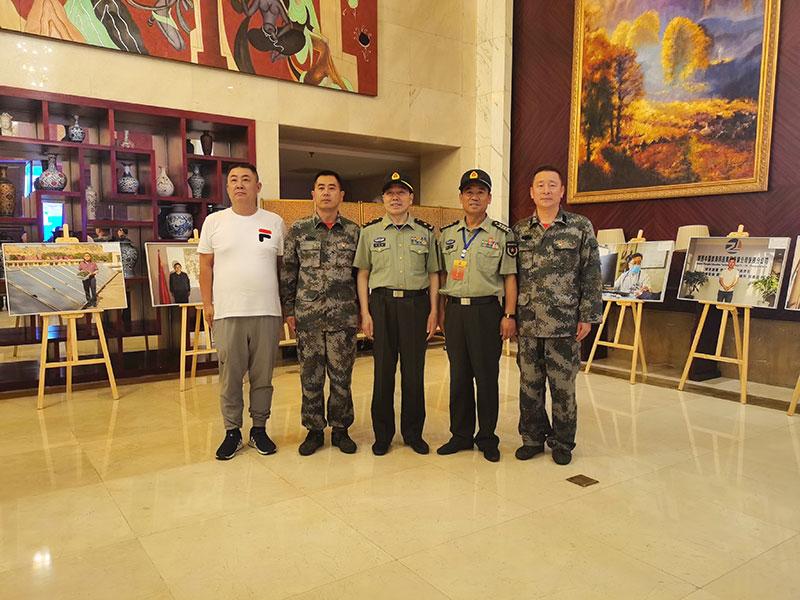 退役军人参加创业大赛