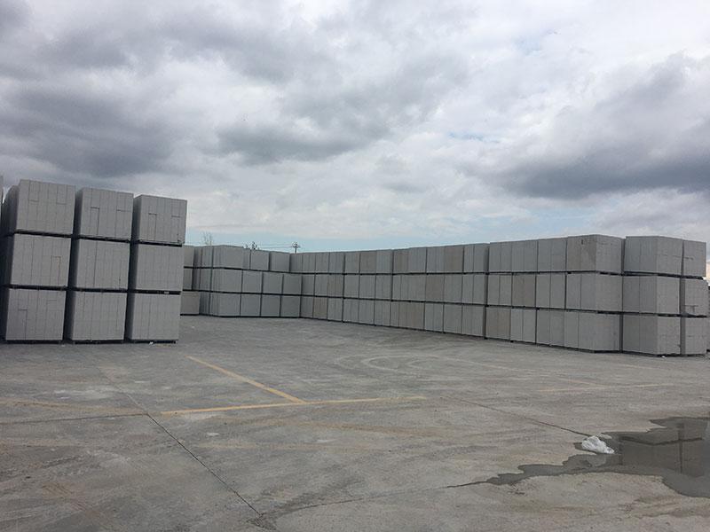蒸壓砂加氣混凝土砌塊的生產標準是怎樣的呢?