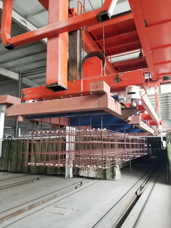 中海建材生產車間