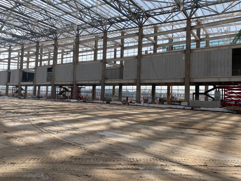 中建八局承建青海国际会展中心