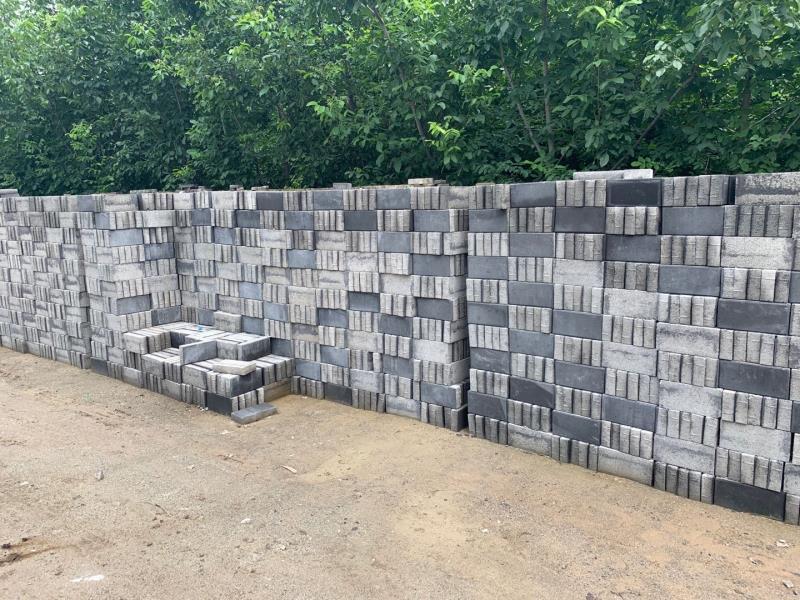 西安石材透水砖厂家