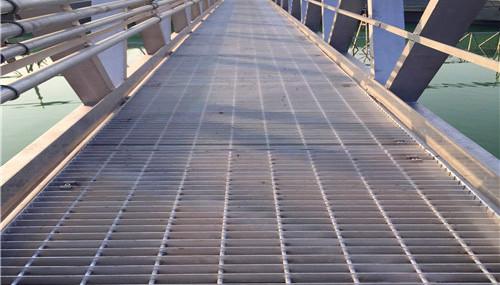 桥梁钢格板成功案例