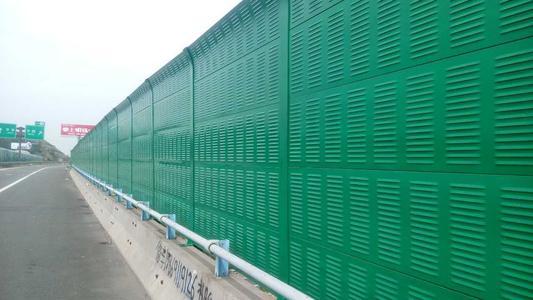 四川高速公路声屏障