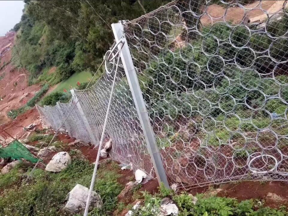 主动边坡防护网厂家