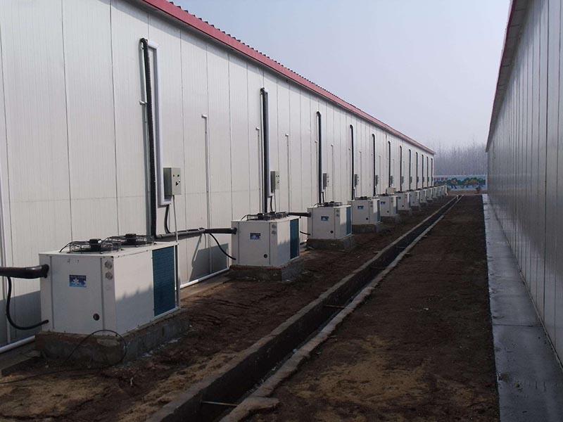 内蒙古制冷设备公司厂房