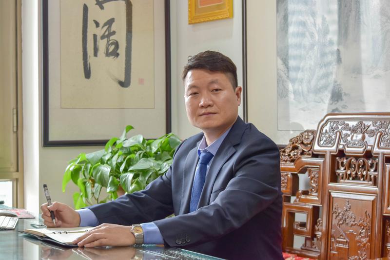 """""""唏嘛香""""创始人---王泉荣董事长"""