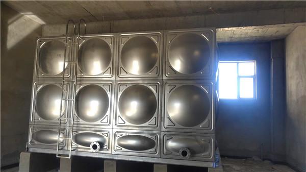 高位不锈钢水箱