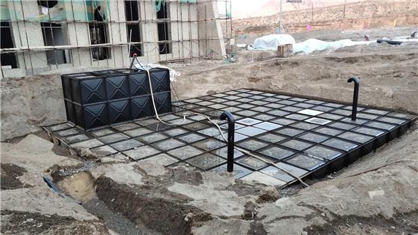 BDF地埋式水箱优势