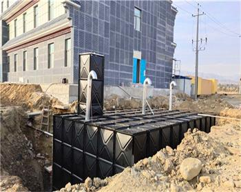 宁夏BDF地埋水箱