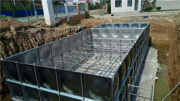 宁夏BDF地埋式水箱
