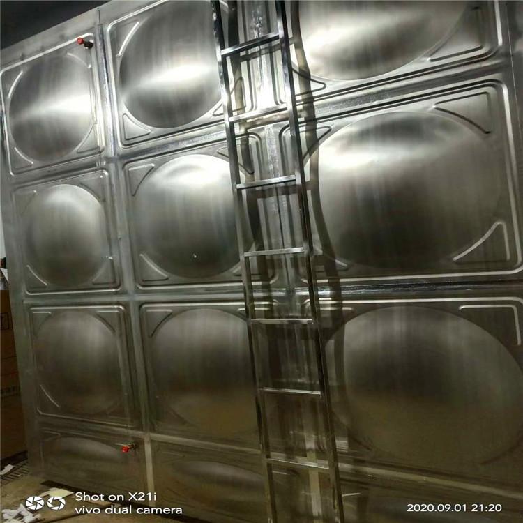 对于不锈钢水箱出水时会变黄原因做一简单的介绍