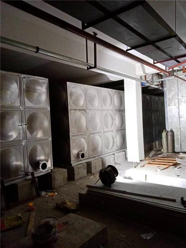 分析造成不锈钢水箱变形的主要原因