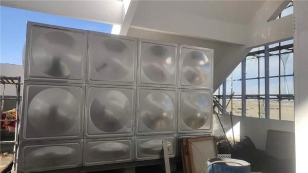 成品的不锈钢水箱能不能做成异形水箱?答案在这里了