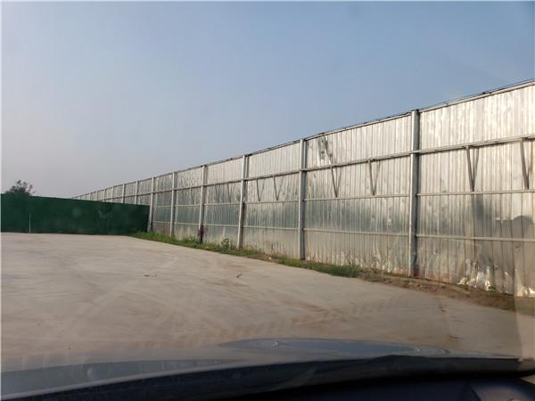 郑州围挡安装案例