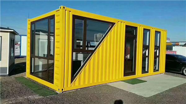 住人集装箱房都有哪些优势?选择租赁集装箱房方案可行吗?