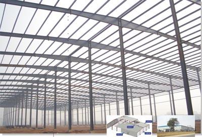 郑州钢结构施工