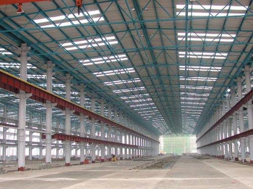 郑州钢结构安装