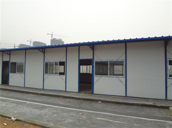 郑州彩板房厂家