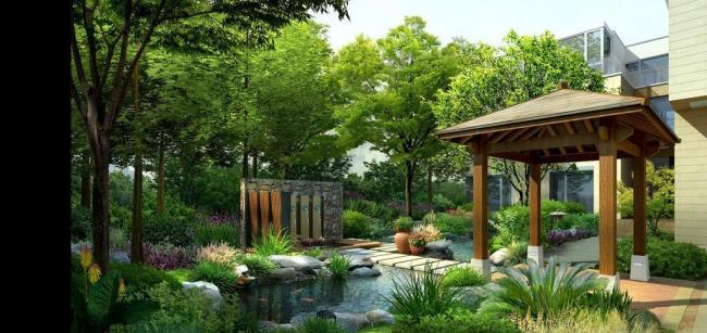 洛阳园林景观设计