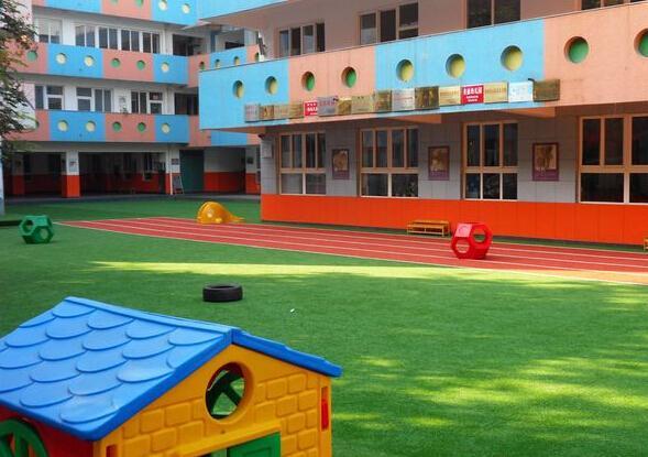 洛阳幼儿园人造草坪