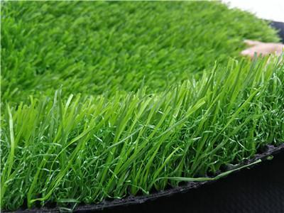 河南幼儿园在选择人造草皮了必须要了解免填充人造草皮的运用