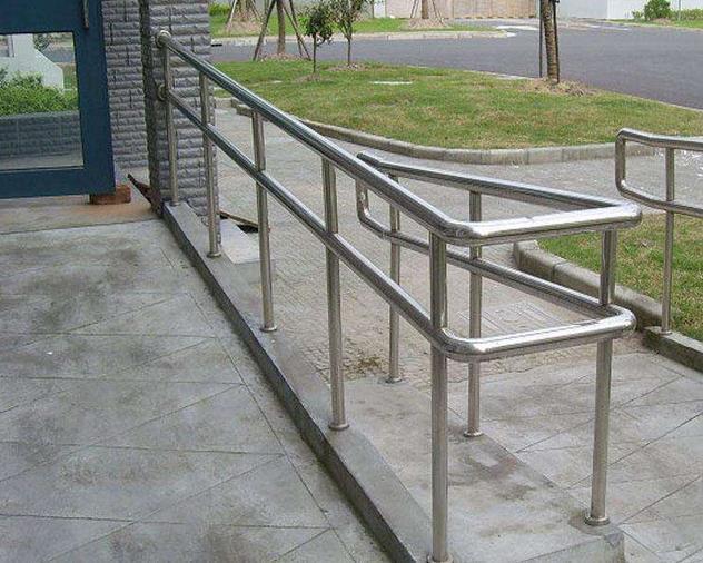 西安不锈钢栏杆