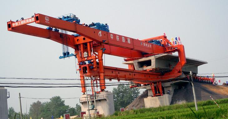 陕西架桥机