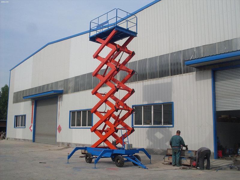 新疆液压货梯