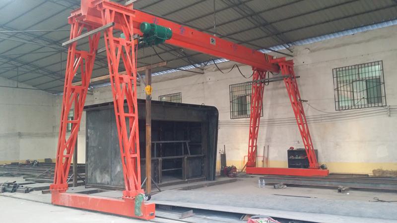 陕西单梁门式起重机产品质量高