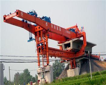 怎样恰当安裝和实际操作陕西架桥机?