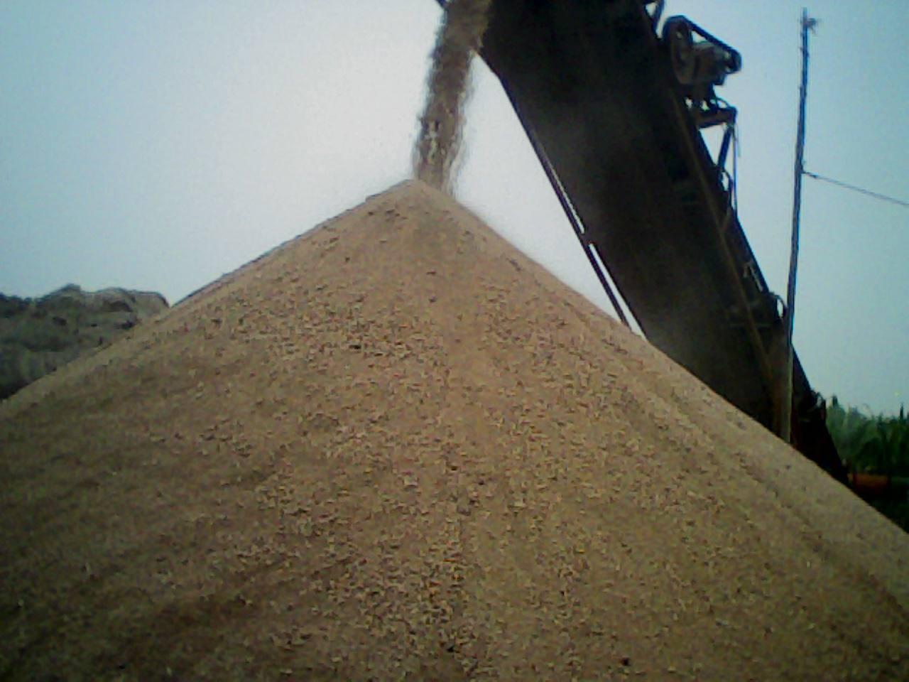 河北烘干砂生产厂家