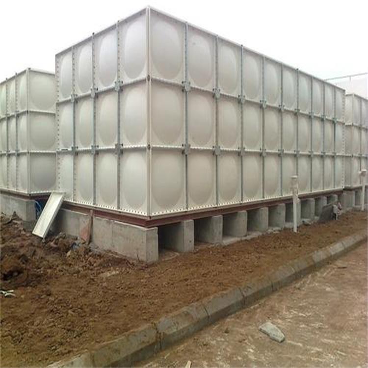 装配式玻璃钢SMC水箱加工厂