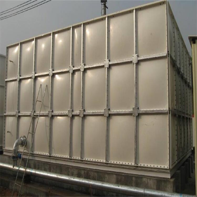 耐腐蚀玻璃钢SMC水箱批发