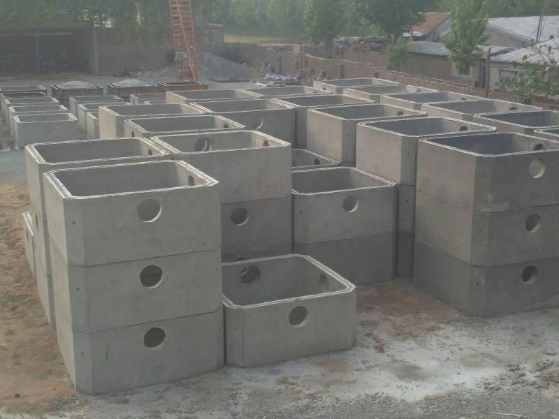 张家口成品水泥化粪池厂