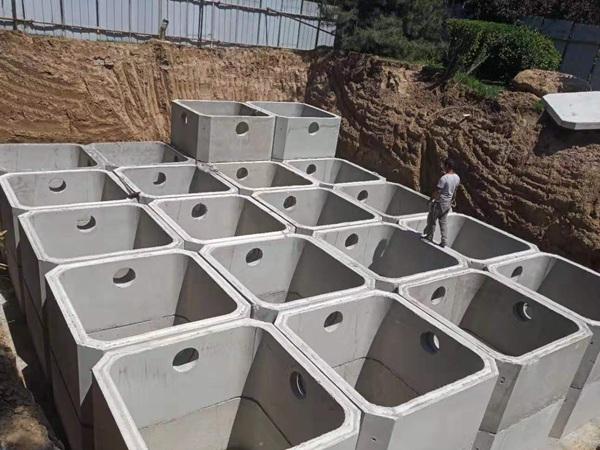 预制水泥化粪池